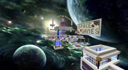 [TDM] Space Games 1.8 [PvP Arena] Minecraft Project