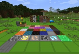 Kuri-Craft Minecraft Texture Pack
