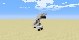 Aircraft Stairs Minecraft Map & Project