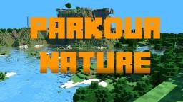 Parkour Nature [1.8] Minecraft Map & Project