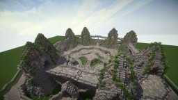 [Commission] Stone Faction Spawn Minecraft Map & Project
