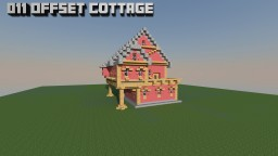 Offset cottage Minecraft Project