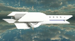Spaceship 26: Cadenza-class Minecraft Map & Project
