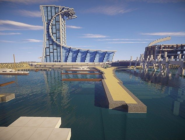 Marina Wave Resort by IiiI