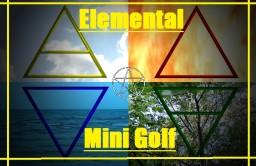 ELEMENTAL MINI GOLF (UPDATED!) Minecraft Map & Project