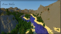 Evrai Valley Minecraft Map & Project