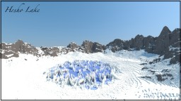 Hesho Lake - Thanks PMC! Minecraft Map & Project