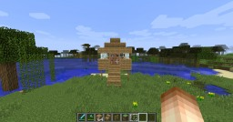 witch hut Minecraft Map & Project