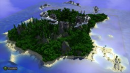 Immortal Island Minecraft Map & Project