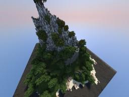 Island Of Luki - my 1st Custom terain Minecraft Project
