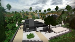Khaleesi | Contemporary house | [download soon] Minecraft
