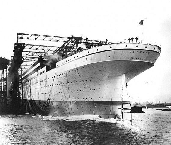 Rms Olympic: Harland & Wolff Arrol Gantry (Shipyard) (Worldsave
