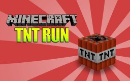 TNT Run Recrafted [MINIGAME] Minecraft Map & Project
