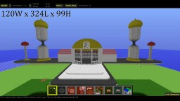 The Room Of Spirit And Time / Dragon Ball Z Minecraft Map & Project
