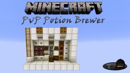 Minecraft: PvP Brewing Station Minecraft Project
