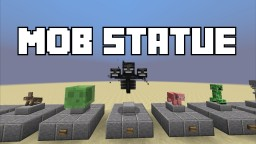 How to make Mob Statues in Minecraft