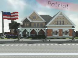 [Suburban] Patriot Minecraft Map & Project