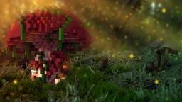 Little Mushroom House Minecraft