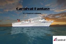 Carnival Fantasy 2:1 Scale Replica [Ultra-Detail] Minecraft Map & Project