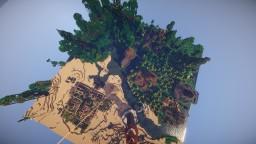 PIxel Kingdom Minecraft Map & Project