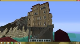 Small Alhambra Minecraft Map & Project