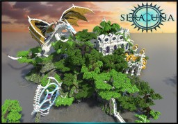 Seraluna`s mill -a neu small part of the Water Temple- Download map Minecraft Project