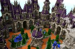 VaporMC Official Hub. Minecraft Map & Project