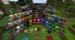 MegaDoku Minecraft Texture Pack