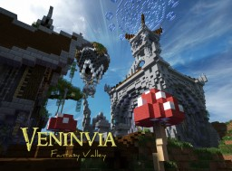 Veninvia Valley - A Small Fantasy Build Minecraft Map & Project