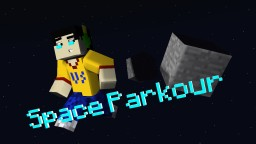 Space Parkour Minecraft Map & Project