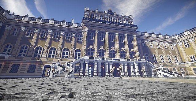 Schonbrunn palace by danielos125