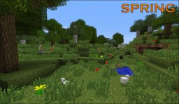 Dimensions, Spring Minecraft
