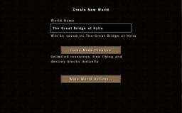 The Great Bridge of Hylia | Legend of Zelda: Twilight Princess W.I.P