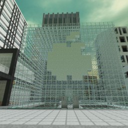 Awesome Apple Store [renewed] Minecraft Map & Project