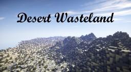 Desert Wasteland Minecraft