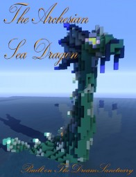 Archesian Sea Dragon Minecraft