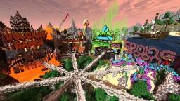 tribeMC Hub Minecraft Map & Project