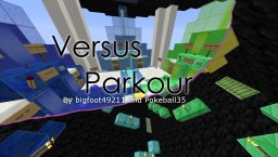 [1.8 READY] VERSUS PARKOUR Minigame map Minecraft Map & Project