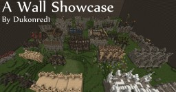 40 Wall designs, Medieval, Fantasy, Evil, Barbaric, Nordic, Desert, Elven, etc. Minecraft Project