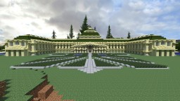 King's Manor Minecraft Map & Project