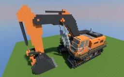 Excavator Minecraft Project