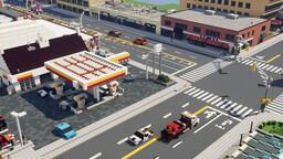 FoxShot Realistic Builds Server Minecraft Server