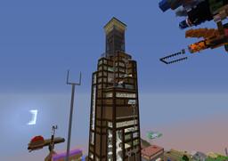 Agent Ij's Server Minecraft Server
