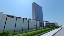 Organization United Nations - New York Minecraft