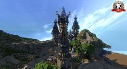 Elixia : The Tower of Mage [Timelapse / Cinematic] Minecraft Map & Project