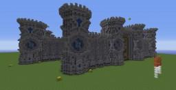 Building With S4G3RN4JED : [ Arabic ] || #EP(08) : القلعة الداخلية :: اخر حلقة Minecraft Map & Project