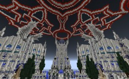 Custom Large Epic Spawn Minecraft Project