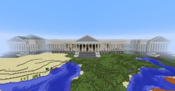 US Capitol Minecraft Map & Project