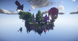 Xeyhr Isle - Floating Island Map Minecraft Map & Project