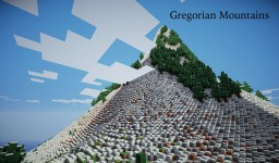 Gregorian Mountains Minecraft Project